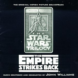 bande originale soundtrack ost score star wars empire contre attaque Strikes Back disney lucasfilm