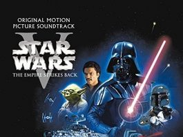 bande originale soundtrack ost score star wars empire contre attaque Strikes Back disney lucasfilm