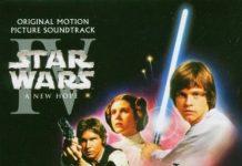 Bande originale soundtrack ost score star wars new hope guerre étoile disney lucasfilm