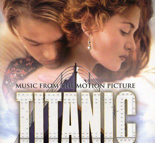 bande originale soundtrack ost score titanic disney 20th century fox