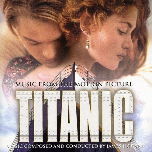 bande originale soundtrack ost score titanic disney 20th century fox