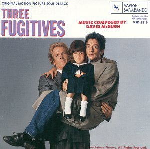 bande originale soundtrack ost score trois three fugitifs fugitives disney touchstone