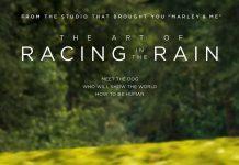 Affiche Poster art courir pluie racing rain disney fox