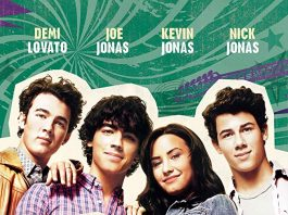 affiche poster camp rock 2 le face à face final jam film Disney Channel Original Movie