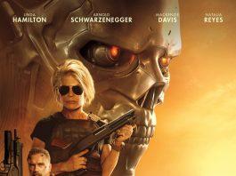 Affiche Poster terminator dark fate disney touchstone