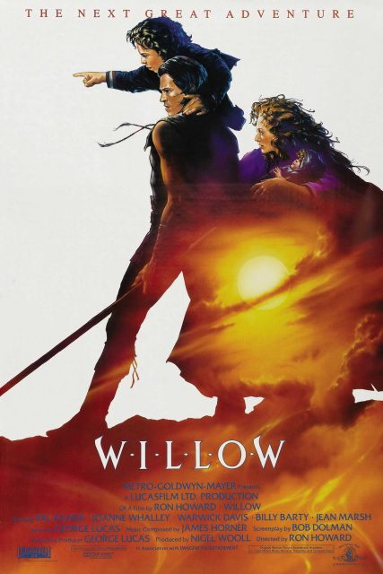 Affiche Poster willow disney lucasfilm