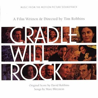 bande originale soundtrack ost score broadway 39e rue cradle will rock disney touchstone