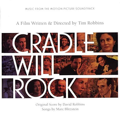 bande originale soundtrack ost score broadway 39e rue cradle will rock disney touchstone