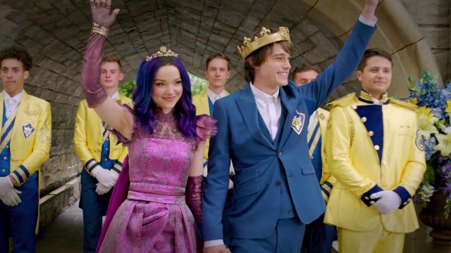 capture descendants 3 disney channel original movie