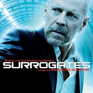 bande originale soundtrack ost score clones surrogates disney touchstone