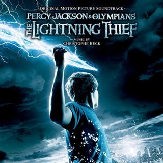 bande originale soundtrack ost score percy jackson voleur foudre olympians lightning thief disney fox