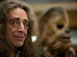 peter mayhew star wars chewbacca disney lucasfilm