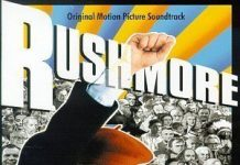 bande originale soundtrack ost score rushmore disney touchstone