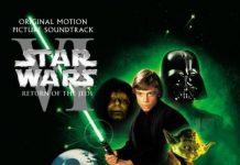 bande originale soundtrack ost score star wars retour return jedi disney lucasfilm