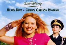 affiche cadet kelly disney channel film