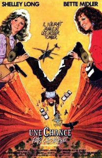 Affiche Poster chance pas croyable Outrageous Fortune disney touchstone