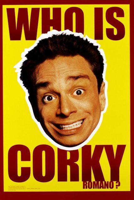 Affiche Poster corky romano disney touchstone