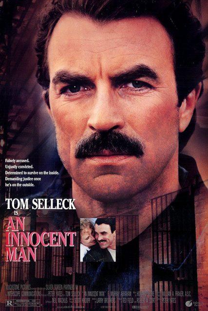 Affiche Poster délit innocence innocent man disney touchstone