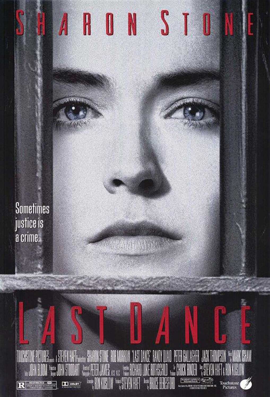 Affiche Poster dernière danse last dance disney touchstone