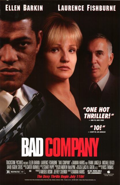 Affiche poster duo mortel bad company disney touchstone