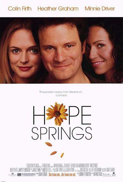 Affiche Poster hope springs disney