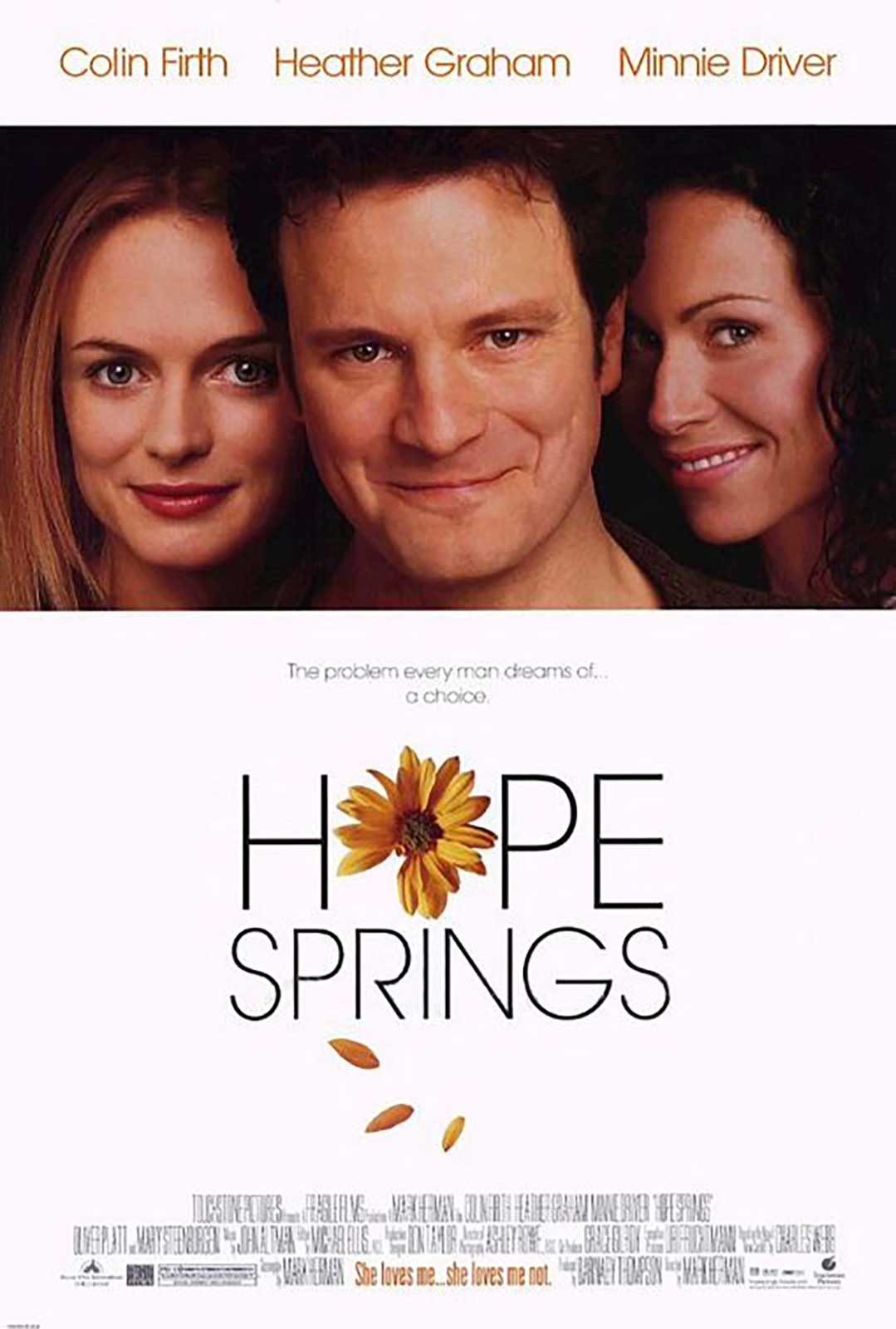 Affiche Poster hope springs disney