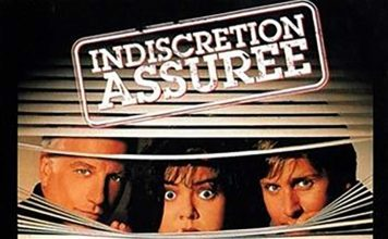 Affiche Poster indiscrétion assurée another stakeout disney touchstone
