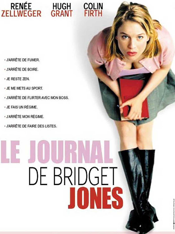 Affiche Poster journal bridget jones diary disney miramax