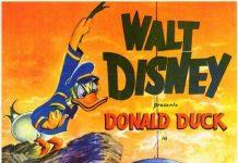 Affiche Poster sea salts disney donald