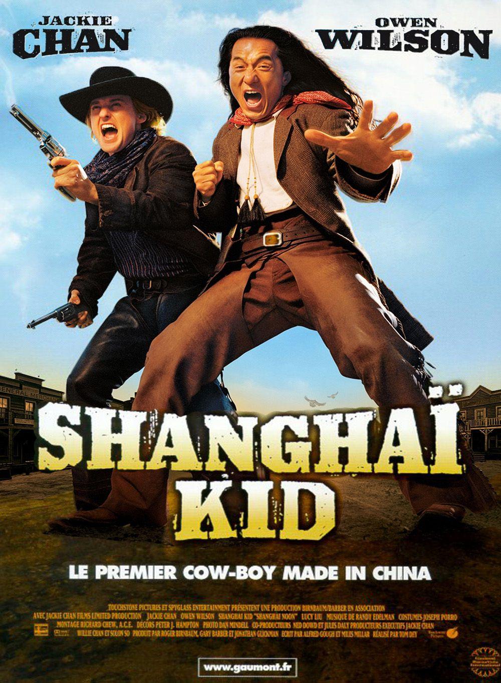 Affiche Poster shanghai kid noon disney touchstone