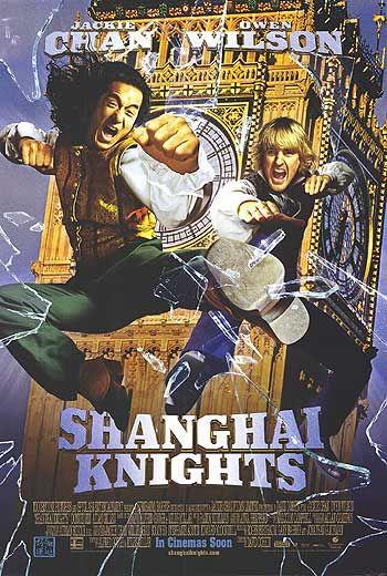 Affiche Poster shanghai kid knights 2 disney touchstone
