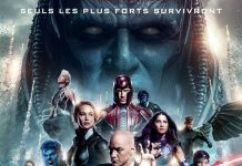 Affiche Poster x-men apocalypse disney marvel fox