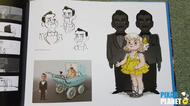 art of toy story 4 disney pixar livre book