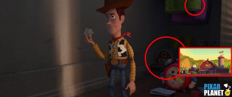"""Les clins d'oeil dans """"Toy Story 4""""."""