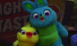 ducky bunny personnage character toy story disney pixar