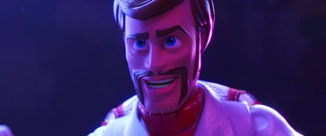 duke caboom personnage character toy story 4 disney pixar