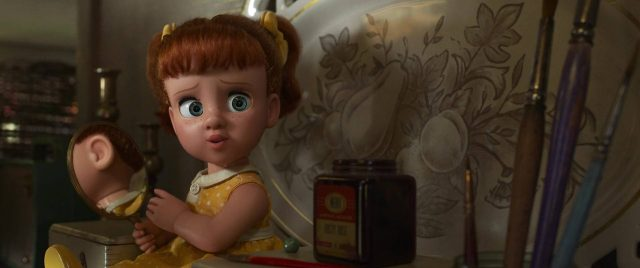 gabby personnage character toy story 4 disney pixar