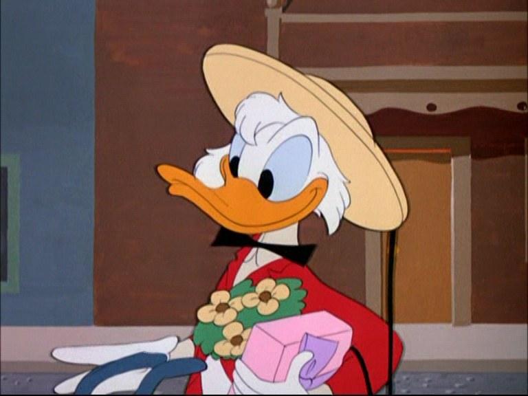 Image donald amoureux crazy over daisy disney