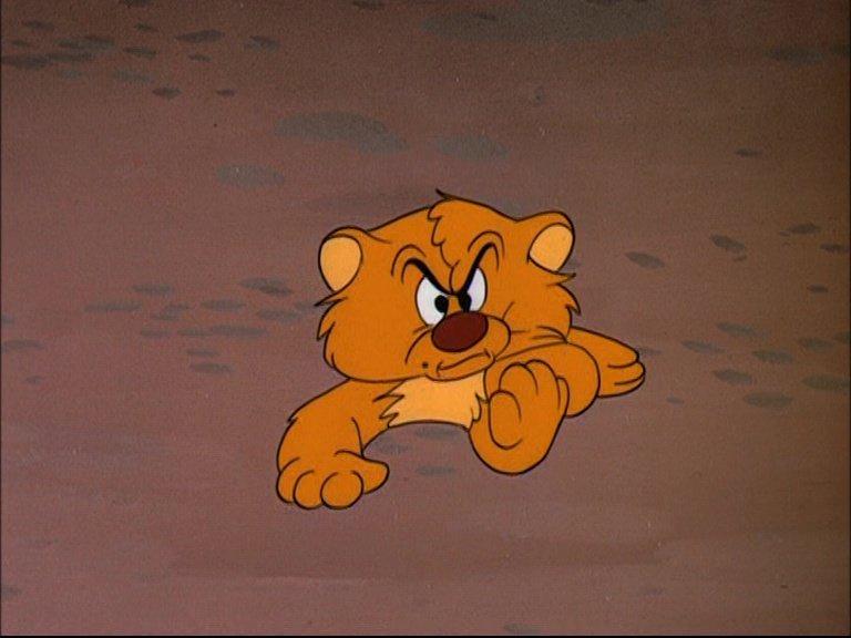 Image donald pêcheur hook lion sinker disney