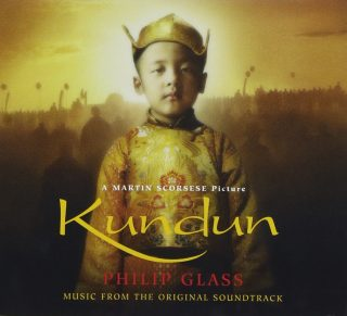 bande originale soundtrack ost score kundun disney touchstone