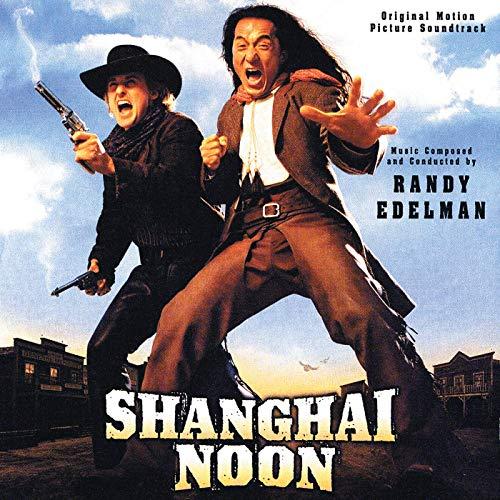 bande originale soundtrack ost score shanghai kid noon disney touchstone