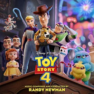 bande originale toy story 4 pixar disney soundtrack ost score