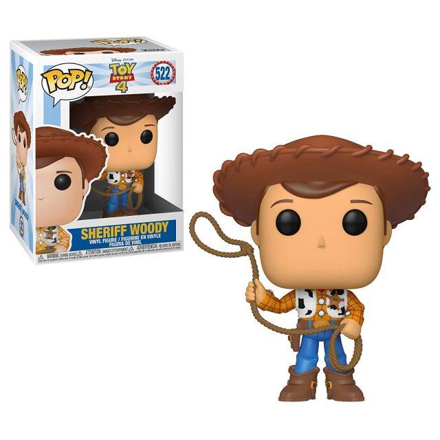 woody funko pop toy story 4 disney pixar