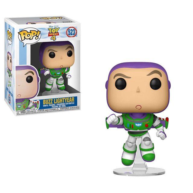 buzz funko pop toy story 4 disney pixar