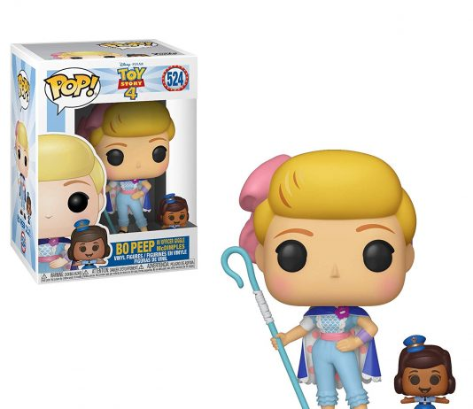 bergère bo peep funko pop toy story 4 disney pixar