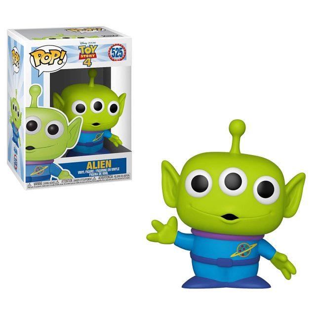 alien funko pop toy story 4 disney pixar