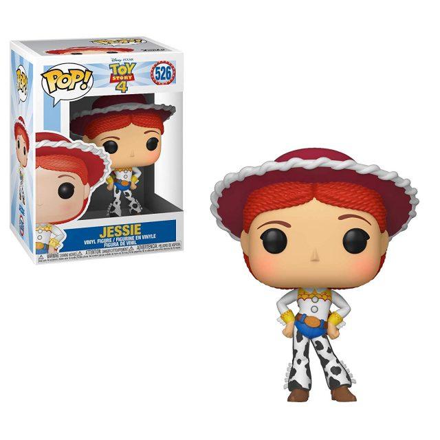 jessie funko pop toy story 4 disney pixar