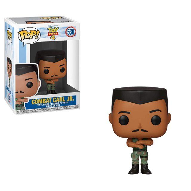 combat carl jr funko pop toy story 4 disney pixar