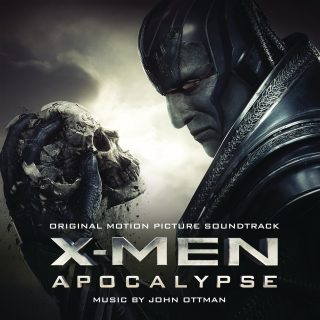 bande originale soundtrack ost score x-men apocalypse disney marvel fox