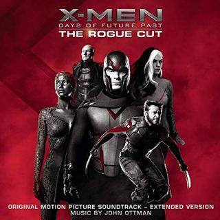 bande originale soundtrack ost score x-men days future past disney fox marvel